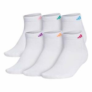 Women's adidas 6-pk. climalite Compression Low-Cut Socks