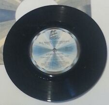 """LIONEL RITCHIE - vinyl 7"""" 45 - All Night Long"""