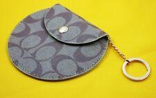 E29:New Kawaii PU Leather Coin Purse with Gold Tone Key Ring-Gift Idea