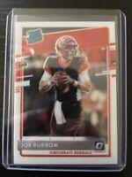 2020 Donruss Optic #151 Joe Burrow RR RC Base - Cincinnati Bengals