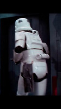 Star Wars Stormtrooper Costume Armour Canvas Belt Off White Made to 501st Spec