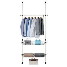 wardrobe sorting series Garment Clothes Rail Stand Rack,Coat Rack Hanging Rail