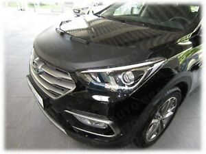 Auto BRA Hyundai Santa Fe Bj. 2012-2018 Steinschlagschutz Haubenbra Tuning