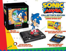 Sonic Mania: Collector's Edition [PlayStation 4 PS4, Collectible, Statue]