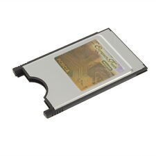 CF Compact Flash Card Reader Adapter Converter to PC Laptop PCMCIA F5