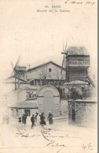 PARIS - Moulin de la Galette