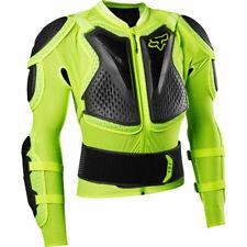 Fox 2020 Titan Sport Protection Jacket Flo Yellow All Sizes