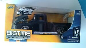 JADA TOYS - 1:24 - 1956 FORD F100 - DUB CITY - BIG TIME MUSCLE - 2006 - Preowned