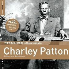 NEW Rough Guide to Charley Patton (Audio CD)