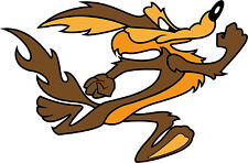 Wile E Coyote (Running) Vinyl Decal / Sticker ** 5 Sizes **