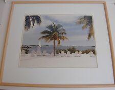 "Nels Johnson ""Islamorada Serenade"" 1998, Signed Original Photograph 18""x 22 1/2"""