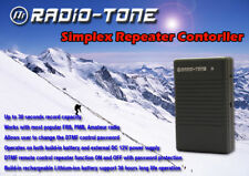Radio-Tone Simplex Repeater Controller for PX777 PX888 End Tone Disable Function