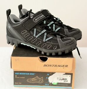 NEW Bontrager SSR MTB Cycling Shoes EU 36, US 5.5, Women's clipless