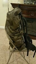 Jimmy Tarps UL PACK COVER Sil Poly 1.1 oz  Olive Drab  6000-8000 CUI Sz XLG