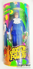 AUSTIN POWERS 1998 Action Figure Trendmasters Mike Myers Blue Velvet Suit 1990s