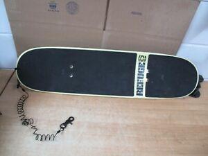 Burton Refuge SnowDeck SNOW-SKATE  BI-LEVEL Skateboard Deck SnowDeck