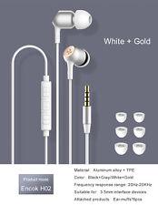 Baseus Encok H02 HIFI Metal Earphone 3.5mm Jack In-ear