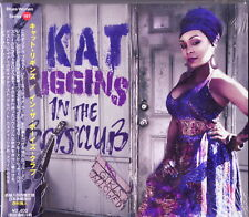 KAT RIGGINS-IN THE BOY'S CLUB-IMPORT CD WITH JAPAN OBI F30