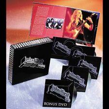 Judas Priest - Metalogy [New CD] Bonus DVD, Ltd Ed, Boxed Set
