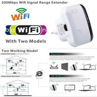 WiFi Blast Wireless Repeater Wi-Fi Range Extender 300Mbps WifiBlast Amplifier uk