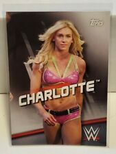 Charlotte 2016 Topps WWE Divas Revolution #19