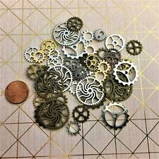 Steampunk Gears Watch Part Wheel Cog Timepiece Clock Time Teeth Face Sprocket A1
