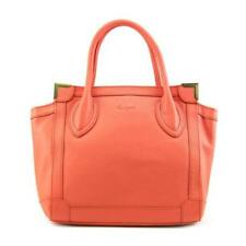 Bolso de mujer de color principal rosa de piel