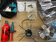 New listing Used MSR Dragonfly backpacking camping stove