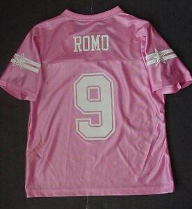 Tony Romo Pink NFL Fan Jerseys for sale   eBay