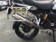 BMW R1200 GS, GSA LC (13 onwards) Beowulf Silencer Muffler Exhaust + link pipe