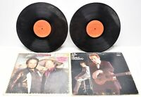 """4 old MERLE HAGGARD Country Music 12"""" Vinyl Record Album Lot 4 Different Records"""