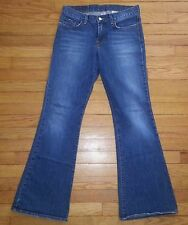 "2402 Sz 6/28 30x30 Blue LUCKY BRAND ""Sweet N Low"" Distressed Designer Jeans!"