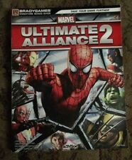 Marvel Ultimate Alliance 2 Brady Strategy Guide