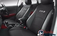 MAZDA CX3 Drivers Front Seat Cover New Genuine 2015-2020 accessories DK11ACSCF