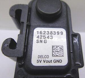 OE 16238399 VENT PRESSURE 42543 2134429 5S2066 AS302 SU1390 for CHEVROLET BUICK.
