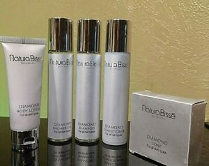 Trump Hotels Collection Lot of FIVE (5) Natura Bisse Toiletries NEW June 2021