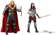 Marvel Legends Marvel Studios The First 10 Years Thor and Sif New In Stock