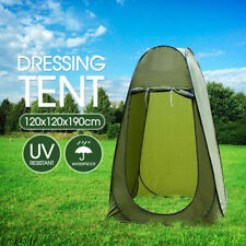 Camping Shower Toilet Tent Pop Up Dome Portable Privacy Camp Outdoor Change Room