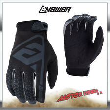 Guanto Cross Enduro Answer Racing Ar1 Glove Antracite Nero Taglia XXL