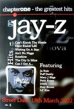 Jay-Z Poster Chapter One The Greatest Hits