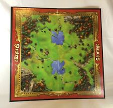 1996 Stratego Board Game Replacement Piece 4714-GB - Gameboard Only