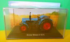 TRATTORE Eicher Wotan II 1976 Tractor SCALA 143 0012