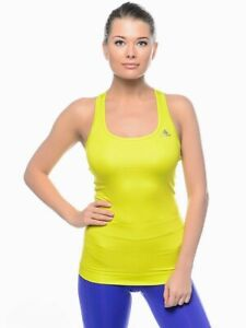 Adidas Women's Performance Techfit Tank Vest 2XS(0-2) Fitness Gym Training.