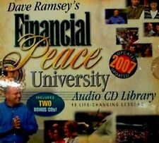 Dave Ramsey's Financial Peace University Audio CD Library 13 Life Changing #N9