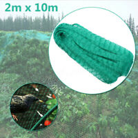 2 x10m Commercial Fruit Tree Plant Crop Knitted Anti Bird Netting Pest Net  UK