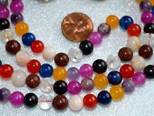 108 Navratan 9 Planets Handmade Chakra Mala Beads Nirvana Necklace - Blessed