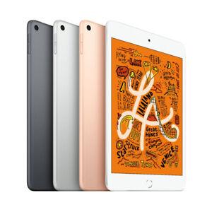 NEW Apple iPad Mini 5 (2019) 64GB / 256GB Wi-Fi - Space Grey / Silver / Gold