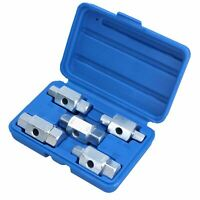 B Blesiya 5pcs Automotive Car Axle Gearbox Oil Sump Plug Tool Fill Drain Plug Key Set