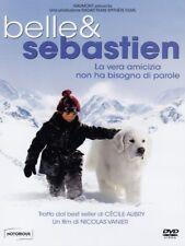 Dvd BELLE E SEBASTIEN - (2013) *** Contenuti Speciali *** .....NUOVO