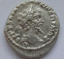 SEPTIMIUS SEVERUS (193-211). Denarius. Laodicea ad Mare. 3,45 g / 18,5 mm    284